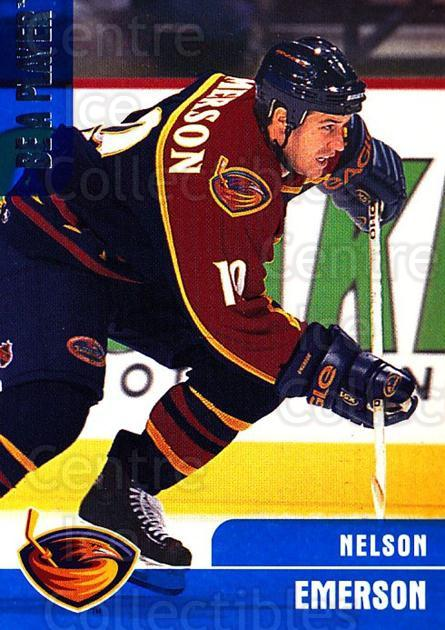 1999-00 BAP Memorabilia #249 Nelson Emerson<br/>5 In Stock - $1.00 each - <a href=https://centericecollectibles.foxycart.com/cart?name=1999-00%20BAP%20Memorabilia%20%23249%20Nelson%20Emerson...&quantity_max=5&price=$1.00&code=190340 class=foxycart> Buy it now! </a>
