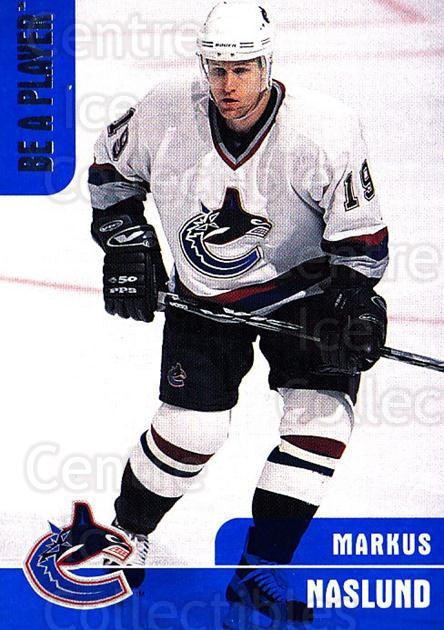 1999-00 BAP Memorabilia #289 Markus Naslund<br/>4 In Stock - $1.00 each - <a href=https://centericecollectibles.foxycart.com/cart?name=1999-00%20BAP%20Memorabilia%20%23289%20Markus%20Naslund...&quantity_max=4&price=$1.00&code=190382 class=foxycart> Buy it now! </a>