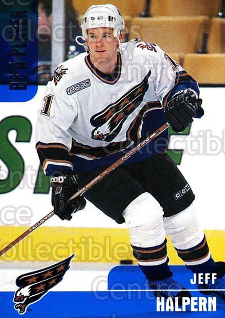 1999-00 BAP Memorabilia #378 Jeff Halpern<br/>13 In Stock - $1.00 each - <a href=https://centericecollectibles.foxycart.com/cart?name=1999-00%20BAP%20Memorabilia%20%23378%20Jeff%20Halpern...&quantity_max=13&price=$1.00&code=190474 class=foxycart> Buy it now! </a>