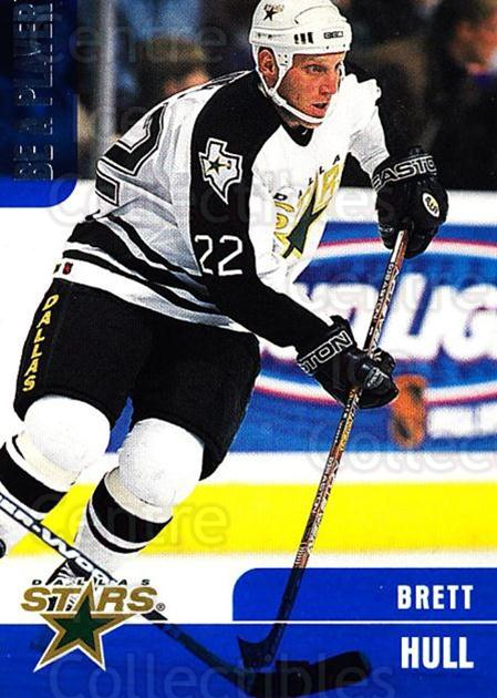 1999-00 BAP Memorabilia #45 Brett Hull<br/>3 In Stock - $2.00 each - <a href=https://centericecollectibles.foxycart.com/cart?name=1999-00%20BAP%20Memorabilia%20%2345%20Brett%20Hull...&quantity_max=3&price=$2.00&code=190500 class=foxycart> Buy it now! </a>