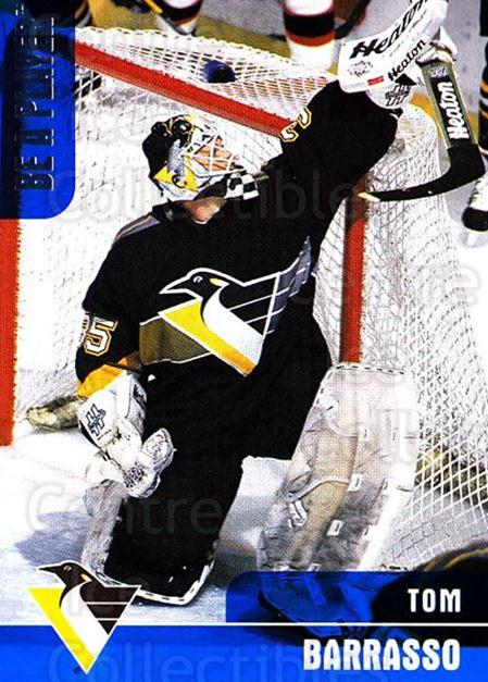 1999-00 BAP Memorabilia #77 Tom Barrasso<br/>3 In Stock - $2.00 each - <a href=https://centericecollectibles.foxycart.com/cart?name=1999-00%20BAP%20Memorabilia%20%2377%20Tom%20Barrasso...&quantity_max=3&price=$2.00&code=190530 class=foxycart> Buy it now! </a>
