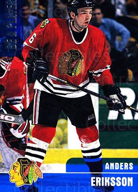 1999-00 BAP Memorabilia #91 Anders Eriksson<br/>4 In Stock - $1.00 each - <a href=https://centericecollectibles.foxycart.com/cart?name=1999-00%20BAP%20Memorabilia%20%2391%20Anders%20Eriksson...&quantity_max=4&price=$1.00&code=190543 class=foxycart> Buy it now! </a>