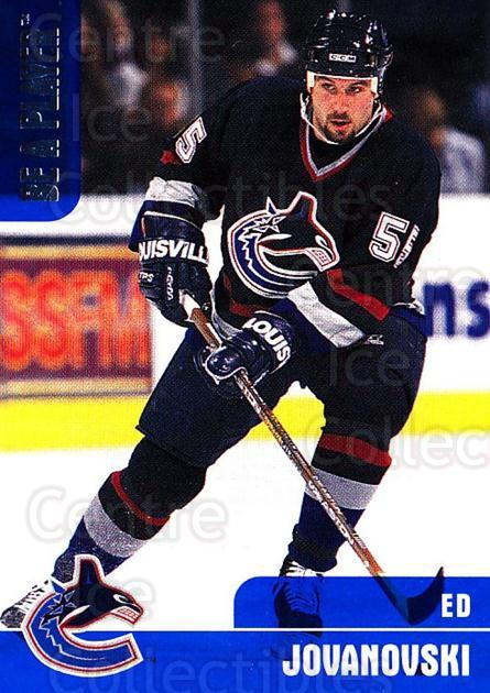 1999-00 BAP Memorabilia #93 Ed Jovanovski<br/>4 In Stock - $1.00 each - <a href=https://centericecollectibles.foxycart.com/cart?name=1999-00%20BAP%20Memorabilia%20%2393%20Ed%20Jovanovski...&quantity_max=4&price=$1.00&code=190545 class=foxycart> Buy it now! </a>