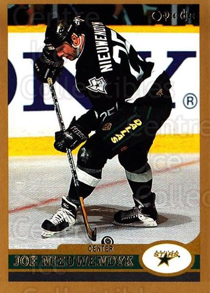 1999-00 O-Pee-Chee #215 Joe Nieuwendyk<br/>11 In Stock - $1.00 each - <a href=https://centericecollectibles.foxycart.com/cart?name=1999-00%20O-Pee-Chee%20%23215%20Joe%20Nieuwendyk...&quantity_max=11&price=$1.00&code=190790 class=foxycart> Buy it now! </a>