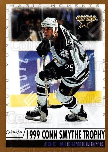 1999-00 O-Pee-Chee #278 Joe Nieuwendyk<br/>1 In Stock - $5.00 each - <a href=https://centericecollectibles.foxycart.com/cart?name=1999-00%20O-Pee-Chee%20%23278%20Joe%20Nieuwendyk...&quantity_max=1&price=$5.00&code=190849 class=foxycart> Buy it now! </a>