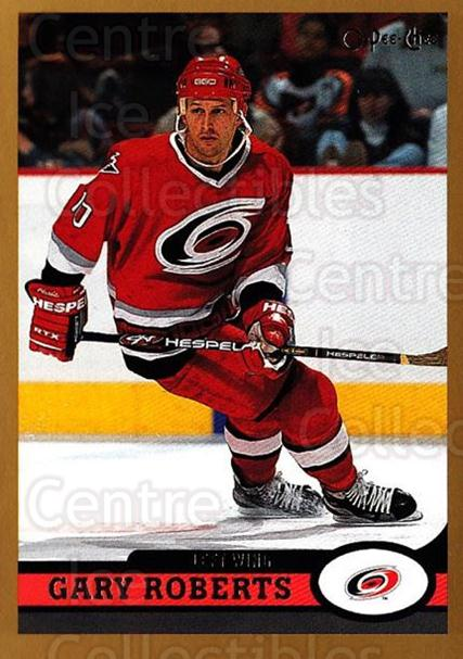 1999-00 O-Pee-Chee #50 Gary Roberts<br/>8 In Stock - $1.00 each - <a href=https://centericecollectibles.foxycart.com/cart?name=1999-00%20O-Pee-Chee%20%2350%20Gary%20Roberts...&quantity_max=8&price=$1.00&code=190883 class=foxycart> Buy it now! </a>