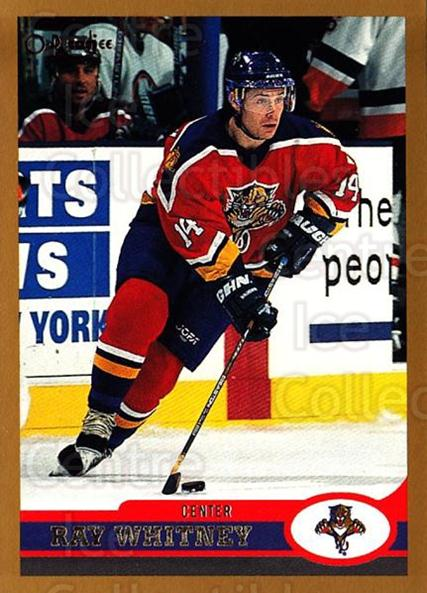 1999-00 O-Pee-Chee #83 Ray Whitney<br/>7 In Stock - $1.00 each - <a href=https://centericecollectibles.foxycart.com/cart?name=1999-00%20O-Pee-Chee%20%2383%20Ray%20Whitney...&quantity_max=7&price=$1.00&code=190919 class=foxycart> Buy it now! </a>