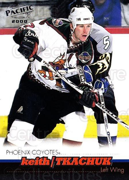 1999-00 Pacific #328 Keith Tkachuk<br/>4 In Stock - $1.00 each - <a href=https://centericecollectibles.foxycart.com/cart?name=1999-00%20Pacific%20%23328%20Keith%20Tkachuk...&quantity_max=4&price=$1.00&code=191058 class=foxycart> Buy it now! </a>