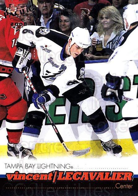 1999-00 Pacific #392 Vincent Lecavalier<br/>4 In Stock - $1.00 each - <a href=https://centericecollectibles.foxycart.com/cart?name=1999-00%20Pacific%20%23392%20Vincent%20Lecaval...&quantity_max=4&price=$1.00&code=191124 class=foxycart> Buy it now! </a>