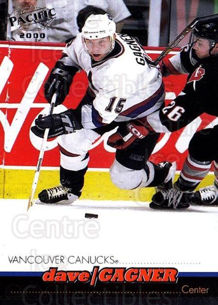 1999-00 Pacific #422 Dave Gagner<br/>4 In Stock - $1.00 each - <a href=https://centericecollectibles.foxycart.com/cart?name=1999-00%20Pacific%20%23422%20Dave%20Gagner...&quantity_max=4&price=$1.00&code=191156 class=foxycart> Buy it now! </a>