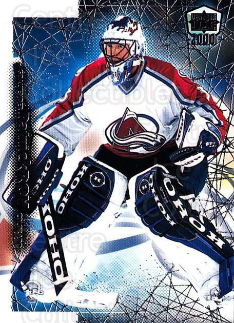 1999-00 Dynagon Ice #59 Patrick Roy<br/>3 In Stock - $3.00 each - <a href=https://centericecollectibles.foxycart.com/cart?name=1999-00%20Dynagon%20Ice%20%2359%20Patrick%20Roy...&quantity_max=3&price=$3.00&code=191250 class=foxycart> Buy it now! </a>
