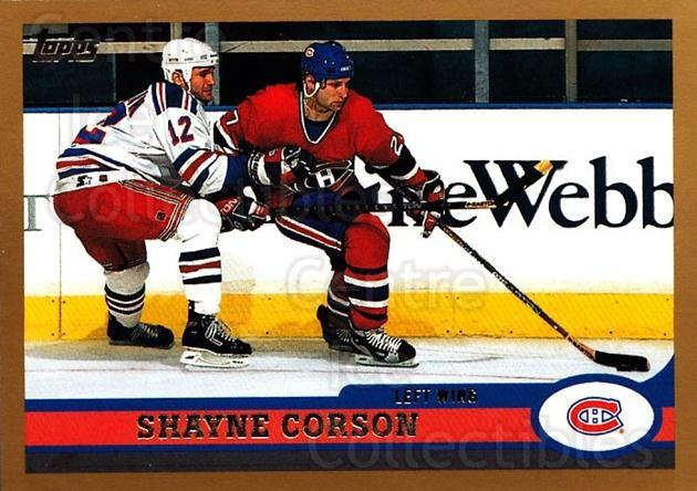 1999-00 Topps #126 Shayne Corson<br/>3 In Stock - $1.00 each - <a href=https://centericecollectibles.foxycart.com/cart?name=1999-00%20Topps%20%23126%20Shayne%20Corson...&quantity_max=3&price=$1.00&code=192245 class=foxycart> Buy it now! </a>