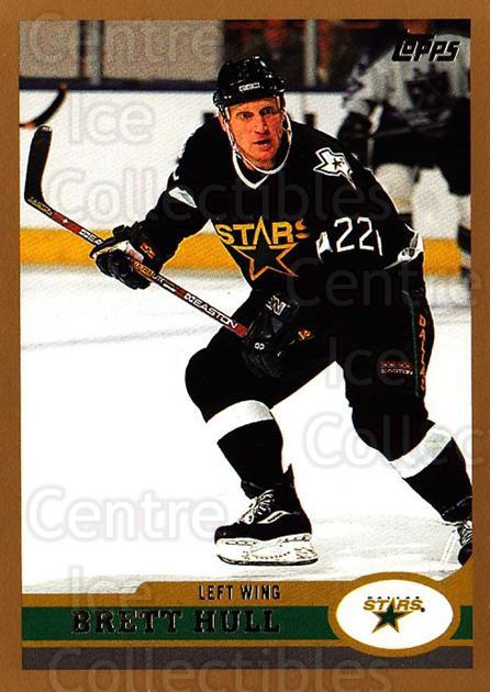 1999-00 Topps #138 Brett Hull<br/>2 In Stock - $2.00 each - <a href=https://centericecollectibles.foxycart.com/cart?name=1999-00%20Topps%20%23138%20Brett%20Hull...&quantity_max=2&price=$2.00&code=192258 class=foxycart> Buy it now! </a>