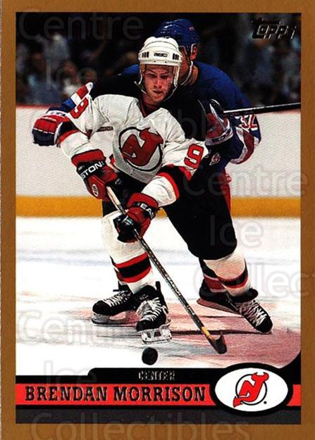 1999-00 Topps #156 Brendan Morrison<br/>7 In Stock - $1.00 each - <a href=https://centericecollectibles.foxycart.com/cart?name=1999-00%20Topps%20%23156%20Brendan%20Morriso...&quantity_max=7&price=$1.00&code=192278 class=foxycart> Buy it now! </a>