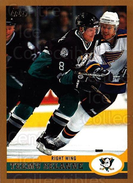 1999-00 Topps #17 Teemu Selanne<br/>3 In Stock - $2.00 each - <a href=https://centericecollectibles.foxycart.com/cart?name=1999-00%20Topps%20%2317%20Teemu%20Selanne...&quantity_max=3&price=$2.00&code=192292 class=foxycart> Buy it now! </a>