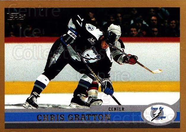 1999-00 Topps #170 Chris Gratton<br/>3 In Stock - $1.00 each - <a href=https://centericecollectibles.foxycart.com/cart?name=1999-00%20Topps%20%23170%20Chris%20Gratton...&quantity_max=3&price=$1.00&code=192293 class=foxycart> Buy it now! </a>