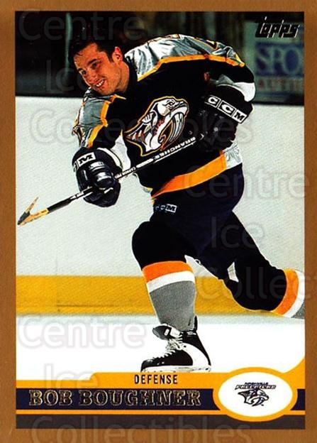 1999-00 Topps #173 Bob Boughner<br/>3 In Stock - $1.00 each - <a href=https://centericecollectibles.foxycart.com/cart?name=1999-00%20Topps%20%23173%20Bob%20Boughner...&quantity_max=3&price=$1.00&code=192296 class=foxycart> Buy it now! </a>