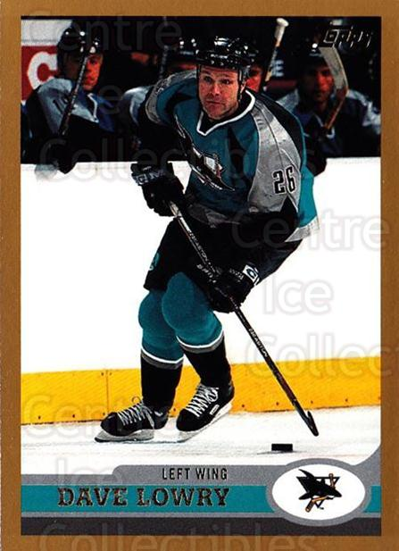1999-00 Topps #190 Dave Lowry<br/>5 In Stock - $1.00 each - <a href=https://centericecollectibles.foxycart.com/cart?name=1999-00%20Topps%20%23190%20Dave%20Lowry...&quantity_max=5&price=$1.00&code=192315 class=foxycart> Buy it now! </a>