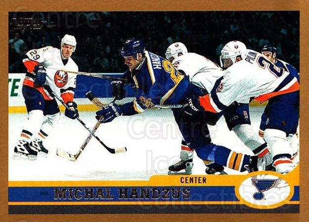 1999-00 Topps #191 Michal Handzus<br/>4 In Stock - $1.00 each - <a href=https://centericecollectibles.foxycart.com/cart?name=1999-00%20Topps%20%23191%20Michal%20Handzus...&quantity_max=4&price=$1.00&code=192316 class=foxycart> Buy it now! </a>