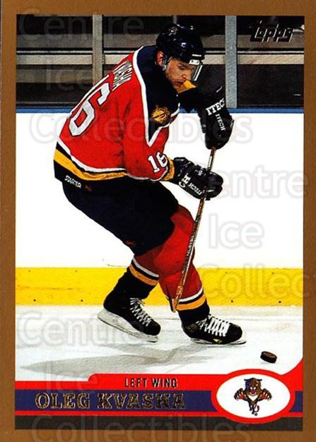 1999-00 Topps #200 Oleg Kvasha<br/>4 In Stock - $1.00 each - <a href=https://centericecollectibles.foxycart.com/cart?name=1999-00%20Topps%20%23200%20Oleg%20Kvasha...&quantity_max=4&price=$1.00&code=192327 class=foxycart> Buy it now! </a>