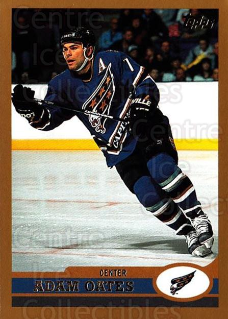 1999-00 Topps #202 Adam Oates<br/>4 In Stock - $1.00 each - <a href=https://centericecollectibles.foxycart.com/cart?name=1999-00%20Topps%20%23202%20Adam%20Oates...&quantity_max=4&price=$1.00&code=192329 class=foxycart> Buy it now! </a>