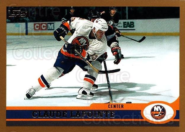 1999-00 Topps #210 Claude Lapointe<br/>4 In Stock - $1.00 each - <a href=https://centericecollectibles.foxycart.com/cart?name=1999-00%20Topps%20%23210%20Claude%20Lapointe...&quantity_max=4&price=$1.00&code=192338 class=foxycart> Buy it now! </a>