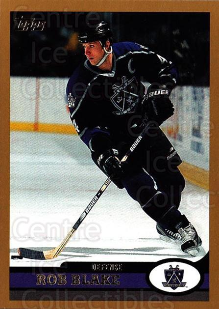 1999-00 Topps #22 Rob Blake<br/>7 In Stock - $1.00 each - <a href=https://centericecollectibles.foxycart.com/cart?name=1999-00%20Topps%20%2322%20Rob%20Blake...&quantity_max=7&price=$1.00&code=192348 class=foxycart> Buy it now! </a>