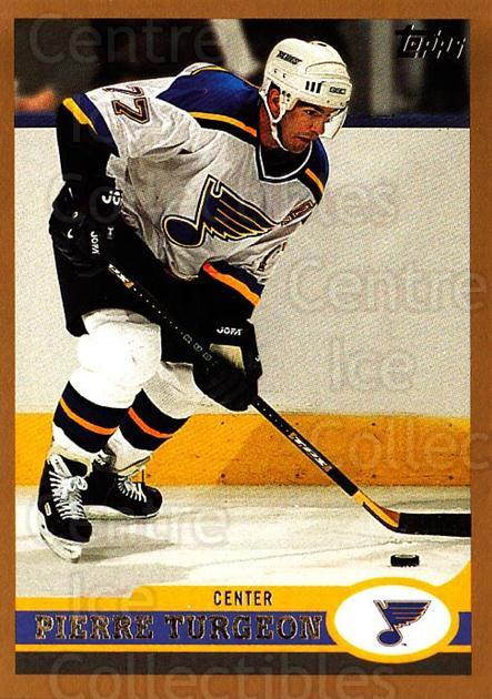1999-00 Topps #223 Pierre Turgeon<br/>2 In Stock - $1.00 each - <a href=https://centericecollectibles.foxycart.com/cart?name=1999-00%20Topps%20%23223%20Pierre%20Turgeon...&quantity_max=2&price=$1.00&code=192352 class=foxycart> Buy it now! </a>