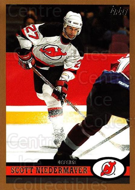 1999-00 Topps #229 Scott Niedermayer<br/>6 In Stock - $1.00 each - <a href=https://centericecollectibles.foxycart.com/cart?name=1999-00%20Topps%20%23229%20Scott%20Niedermay...&quantity_max=6&price=$1.00&code=192358 class=foxycart> Buy it now! </a>