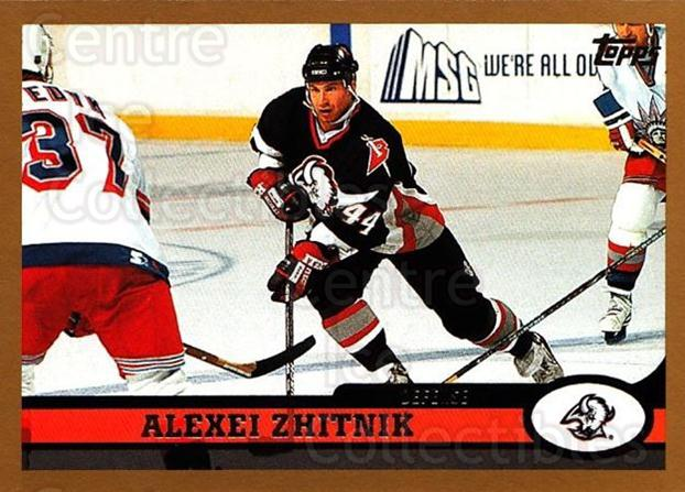1999-00 Topps #232 Alexei Zhitnik<br/>4 In Stock - $1.00 each - <a href=https://centericecollectibles.foxycart.com/cart?name=1999-00%20Topps%20%23232%20Alexei%20Zhitnik...&quantity_max=4&price=$1.00&code=192362 class=foxycart> Buy it now! </a>