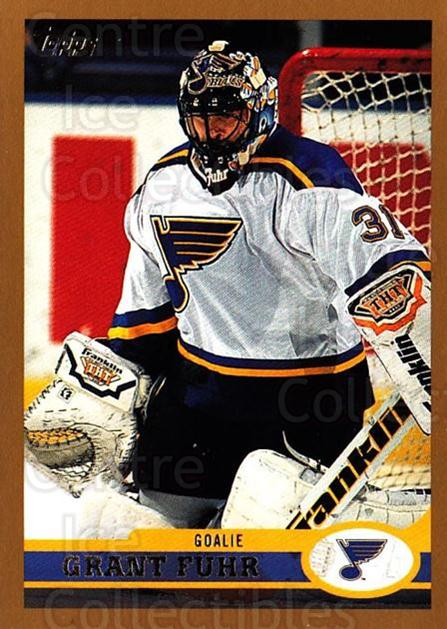 1999-00 Topps #24 Grant Fuhr<br/>4 In Stock - $1.00 each - <a href=https://centericecollectibles.foxycart.com/cart?name=1999-00%20Topps%20%2324%20Grant%20Fuhr...&quantity_max=4&price=$1.00&code=192370 class=foxycart> Buy it now! </a>