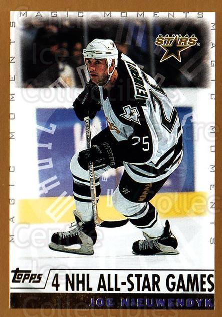 1999-00 Topps #278 Joe Nieuwendyk<br/>1 In Stock - $2.00 each - <a href=https://centericecollectibles.foxycart.com/cart?name=1999-00%20Topps%20%23278%20Joe%20Nieuwendyk...&quantity_max=1&price=$2.00&code=192410 class=foxycart> Buy it now! </a>
