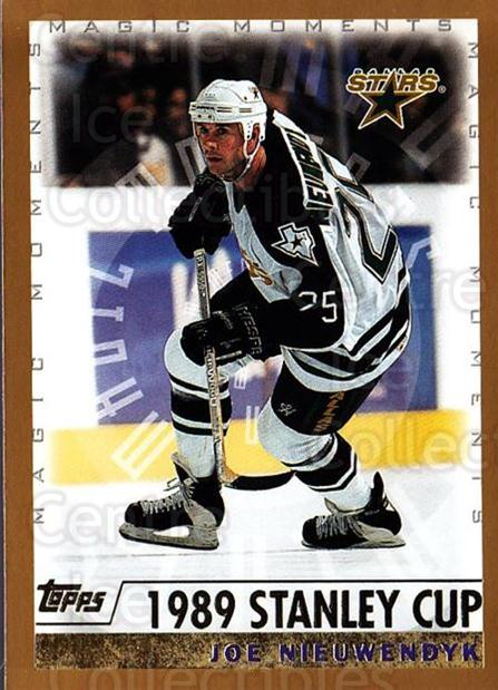 1999-00 Topps #278 Joe Nieuwendyk<br/>1 In Stock - $2.00 each - <a href=https://centericecollectibles.foxycart.com/cart?name=1999-00%20Topps%20%23278%20Joe%20Nieuwendyk...&quantity_max=1&price=$2.00&code=192413 class=foxycart> Buy it now! </a>