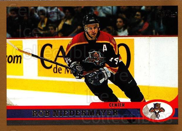 1999-00 Topps #45 Rob Niedermayer<br/>4 In Stock - $1.00 each - <a href=https://centericecollectibles.foxycart.com/cart?name=1999-00%20Topps%20%2345%20Rob%20Niedermayer...&quantity_max=4&price=$1.00&code=192453 class=foxycart> Buy it now! </a>