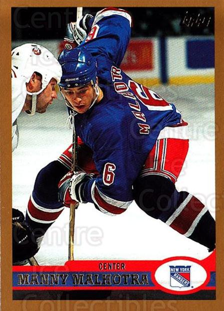 1999-00 Topps #51 Manny Malhotra<br/>6 In Stock - $1.00 each - <a href=https://centericecollectibles.foxycart.com/cart?name=1999-00%20Topps%20%2351%20Manny%20Malhotra...&quantity_max=6&price=$1.00&code=192460 class=foxycart> Buy it now! </a>