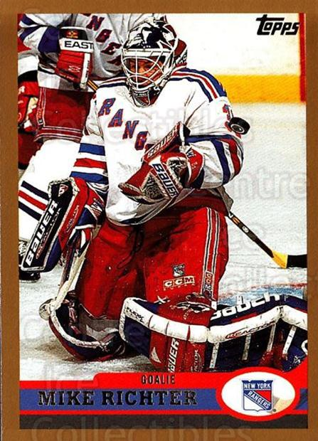 1999-00 Topps #59 Mike Richter<br/>2 In Stock - $1.00 each - <a href=https://centericecollectibles.foxycart.com/cart?name=1999-00%20Topps%20%2359%20Mike%20Richter...&quantity_max=2&price=$1.00&code=192468 class=foxycart> Buy it now! </a>