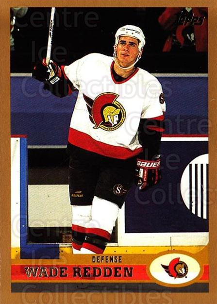 1999-00 Topps #61 Wade Redden<br/>4 In Stock - $1.00 each - <a href=https://centericecollectibles.foxycart.com/cart?name=1999-00%20Topps%20%2361%20Wade%20Redden...&quantity_max=4&price=$1.00&code=192471 class=foxycart> Buy it now! </a>