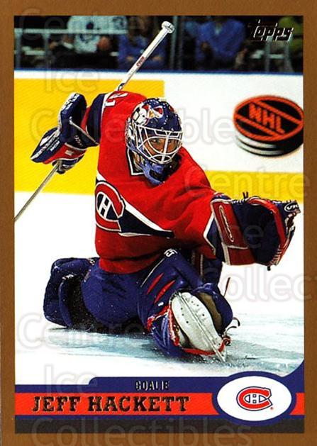 1999-00 Topps #82 Jeff Hackett<br/>4 In Stock - $1.00 each - <a href=https://centericecollectibles.foxycart.com/cart?name=1999-00%20Topps%20%2382%20Jeff%20Hackett...&quantity_max=4&price=$1.00&code=192494 class=foxycart> Buy it now! </a>