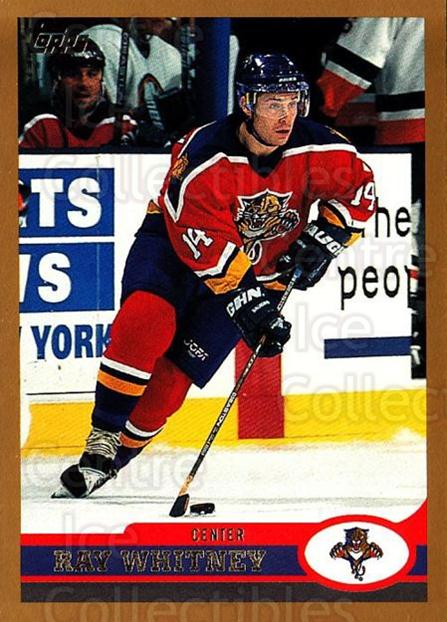 1999-00 Topps #83 Ray Whitney<br/>1 In Stock - $1.00 each - <a href=https://centericecollectibles.foxycart.com/cart?name=1999-00%20Topps%20%2383%20Ray%20Whitney...&quantity_max=1&price=$1.00&code=192495 class=foxycart> Buy it now! </a>