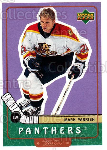 1999-00 Upper Deck Retro #36 Mark Parrish<br/>1 In Stock - $1.00 each - <a href=https://centericecollectibles.foxycart.com/cart?name=1999-00%20Upper%20Deck%20Retro%20%2336%20Mark%20Parrish...&quantity_max=1&price=$1.00&code=192862 class=foxycart> Buy it now! </a>