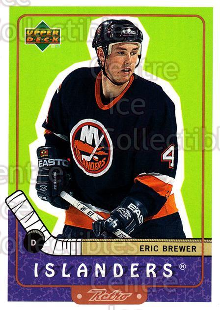 1999-00 Upper Deck Retro #53 Eric Brewer<br/>6 In Stock - $1.00 each - <a href=https://centericecollectibles.foxycart.com/cart?name=1999-00%20Upper%20Deck%20Retro%20%2353%20Eric%20Brewer...&quantity_max=6&price=$1.00&code=192880 class=foxycart> Buy it now! </a>