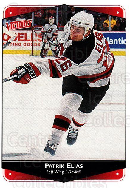 1999-00 UD Victory #169 Patrik Elias<br/>1 In Stock - $1.00 each - <a href=https://centericecollectibles.foxycart.com/cart?name=1999-00%20UD%20Victory%20%23169%20Patrik%20Elias...&quantity_max=1&price=$1.00&code=193044 class=foxycart> Buy it now! </a>