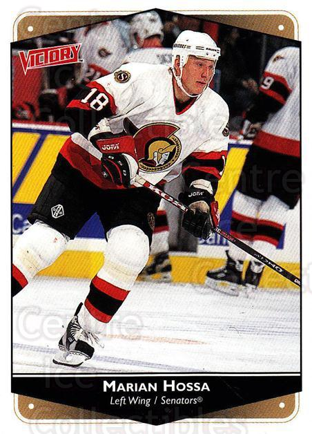 1999-00 UD Victory #200 Marian Hossa<br/>3 In Stock - $1.00 each - <a href=https://centericecollectibles.foxycart.com/cart?name=1999-00%20UD%20Victory%20%23200%20Marian%20Hossa...&quantity_max=3&price=$1.00&code=193080 class=foxycart> Buy it now! </a>