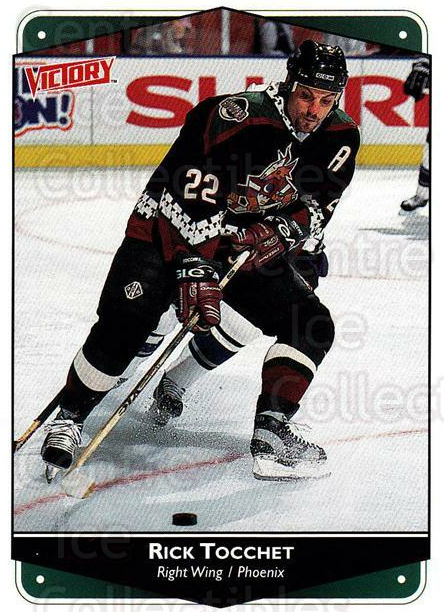 1999-00 UD Victory #231 Rick Tocchet<br/>4 In Stock - $1.00 each - <a href=https://centericecollectibles.foxycart.com/cart?name=1999-00%20UD%20Victory%20%23231%20Rick%20Tocchet...&quantity_max=4&price=$1.00&code=193113 class=foxycart> Buy it now! </a>