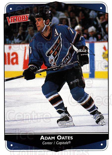 1999-00 UD Victory #305 Adam Oates<br/>4 In Stock - $1.00 each - <a href=https://centericecollectibles.foxycart.com/cart?name=1999-00%20UD%20Victory%20%23305%20Adam%20Oates...&quantity_max=4&price=$1.00&code=193194 class=foxycart> Buy it now! </a>