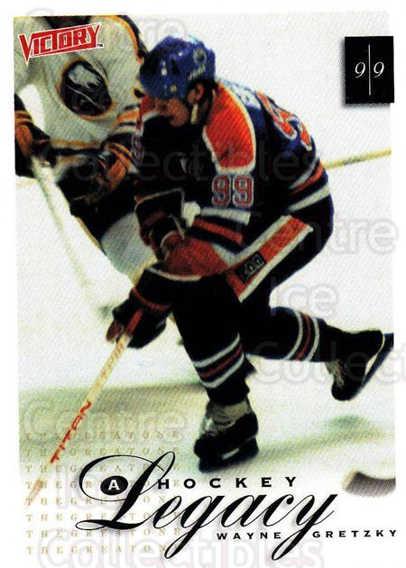 1999-00 UD Victory #402 Wayne Gretzky<br/>4 In Stock - $2.00 each - <a href=https://centericecollectibles.foxycart.com/cart?name=1999-00%20UD%20Victory%20%23402%20Wayne%20Gretzky...&quantity_max=4&price=$2.00&code=193299 class=foxycart> Buy it now! </a>