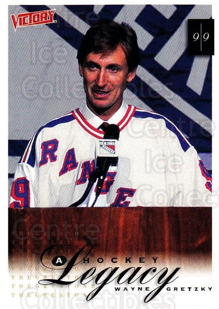 1999-00 UD Victory #422 Wayne Gretzky<br/>3 In Stock - $2.00 each - <a href=https://centericecollectibles.foxycart.com/cart?name=1999-00%20UD%20Victory%20%23422%20Wayne%20Gretzky...&quantity_max=3&price=$2.00&code=193319 class=foxycart> Buy it now! </a>