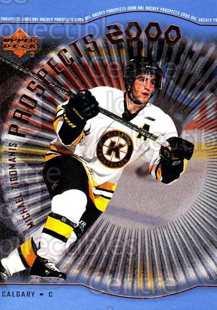 1999-00 Upper Deck #334 Michael Zigomanis<br/>1 In Stock - $3.00 each - <a href=https://centericecollectibles.foxycart.com/cart?name=1999-00%20Upper%20Deck%20%23334%20Michael%20Zigoman...&price=$3.00&code=193493 class=foxycart> Buy it now! </a>