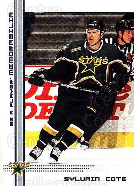 2000-01 BAP Memorabilia #307 Sylvain Cote<br/>7 In Stock - $1.00 each - <a href=https://centericecollectibles.foxycart.com/cart?name=2000-01%20BAP%20Memorabilia%20%23307%20Sylvain%20Cote...&quantity_max=7&price=$1.00&code=193632 class=foxycart> Buy it now! </a>