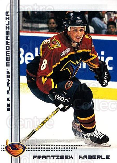 2000-01 BAP Memorabilia #35 Frantisek Kaberle<br/>4 In Stock - $1.00 each - <a href=https://centericecollectibles.foxycart.com/cart?name=2000-01%20BAP%20Memorabilia%20%2335%20Frantisek%20Kaber...&quantity_max=4&price=$1.00&code=193674 class=foxycart> Buy it now! </a>